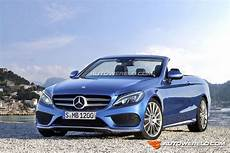 Preview Mercedes C Klasse Cabriolet Autowereld