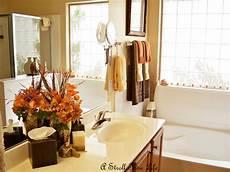 bathroom decorating ideas for easy fall decorating ideas