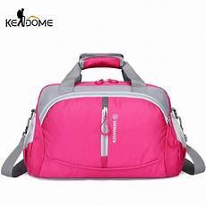2019 waterproof nylon travel luggage bag large capacity sports yoga gym bag fitness