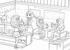 Malvorlagen Lego Friends Junior Lego Friends Coloring Pages To And Print For Free