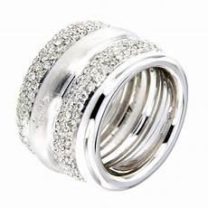 anelli simili pomellato pomellato anello oro b 750 1000 fascia con pav 232 di