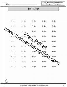 free printable mixed addition and subtraction worksheets for kindergarten 10517 single digit addition worksheets from the s guide