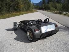 Lotus Super Seven Einzelanfertigung RCB HS20  3 Cars