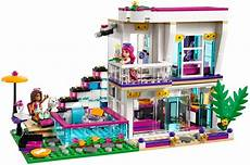 Malvorlagen Lego Friends House Heartlake Times Spotlight Pop House Tv Studio