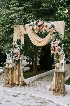 25 inspirational wedding ceremony arbor arch ideas