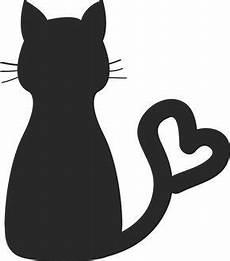 Malvorlage Silhouette Hund Kostenloses Bild Auf Pixabay Charaktere Katze