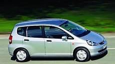 Der Honda Jazz Gebraucht Raumwunder Mit Wenig Pannen N