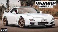 mazda rx7 fd the 450bhp mazda rx7 fd3s single turbo
