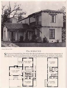 spanish colonial revival house plans encino house plan eclectic monterey spanish revival