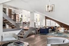 New Build Home Decor Ideas by Chic Asymmetrical Loft Atop Historic Soho Buildings Seeks