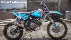 Grasstrack Jupiter Z by 50 Gambar Modifikasi Motor Trail Grasstrack Adventure