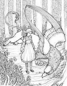 tale coloring sheets 14927 erin kelso s tale fairytale coloring designs animal coloring pages