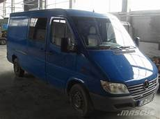Used Mercedes Sprinter 213 Box Year 2002 Price