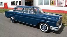 1964 mercedes daimler 111 die heckflosse