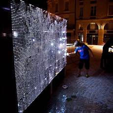 water light graffiti by antonin forneau for digitalarti artlab spraying a wall with water