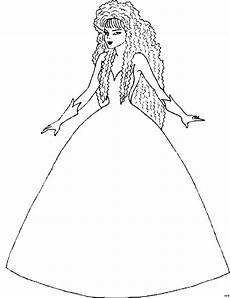 Gratis Malvorlagen Prinzessin Schoene Prinzessin Ausmalbild Malvorlage Phantasie