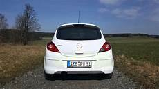 dia show tuning opel corsa d opc line mit mibenco kupfer