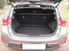 toyota auris kofferraum maße kofferraum toyota auris e180 1 8 hybrid test
