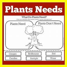 what plants need worksheets grade 13590 what do plants need to grow worksheet by green apple lessons tpt