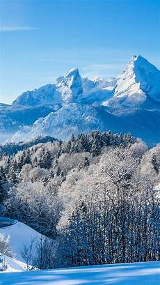 winter germany iphone wallpaper wallpaper germany bavaria alps winter snow mountains