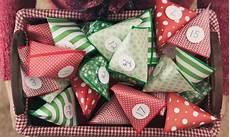 Weihnachtskalender Selbst Basteln - adventskalender selbst gemacht basteln kochen und