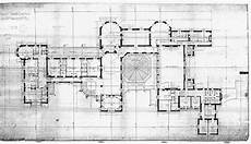 biltmore estate house plans biltmore house floor plan drawings plans