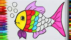 wie zeichne fisch fisch malerei fisch malvorlagen