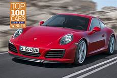 top 100 cars 2016 top 5 sports cars