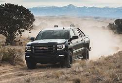Meet The New GMC Sierra All Terrain X  GM Inside News