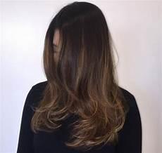Ombre Glatte Haare - schlank und hair mit ombre glattes haar