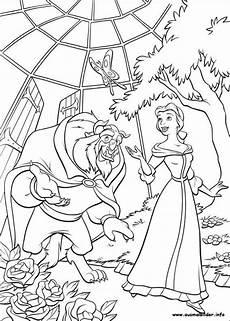 Malvorlage Prinzessin Hochzeit Die Sch 246 Ne Und Das Biest Malvorlagen Disney Prinzessin