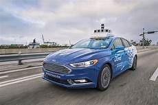 ford 2020 driverless us gives three states grants for self driving car research