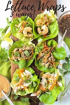 healthy lettuce wrap recipes fannetastic food registered dietitian blog recipes healthy