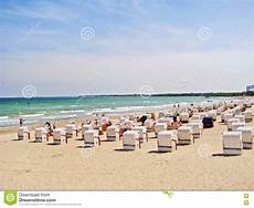 Timmendorfer Strand Baltic Sea Germany Editorial Image