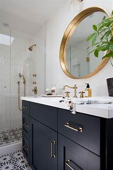 Black And Blue Bathroom Ideas Pin By Ad Id Studio On Kitchen In 2019 Bathroom Gold