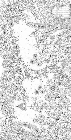 Ausmalbilder Erwachsene Garten Ausmalbild Eine Geheime Garten Ausmalen Ausmalbilder