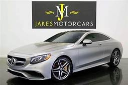 2015 Mercedes Benz S Class S63 AMG COUPERARE EDITION 1