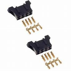 Dorman 85668 Pair Of Fuse Blocks Each Holds Up To 4 20