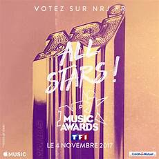 Les Nrj Awards En Direct Le Samedi 4 Novembre Sur Tf1