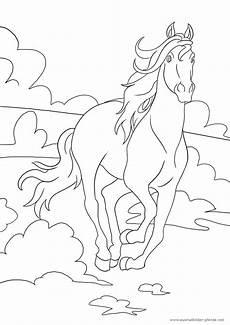 Pferde Ausmalbilder Malen Pferd Malen Nach Zahlen Malen Nach Zahlen