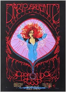 inside the rock poster frame blog malleus profondo rosso