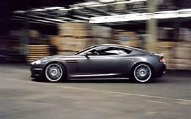 2008 Aston Martin DBS  First Drive Motor Trend