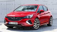 opel astra gsi 2018 opel astra gsi will probably look like this