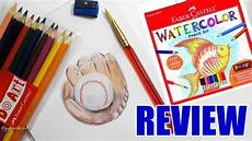 faber castell watercolor pencils review update