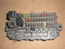 96 civic fuse box 96 97 98 99 00 oem honda civic interior dash fuse box w fuses ebay