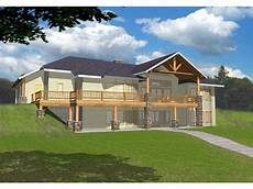 sloping lot house plans hillside hillside sloped lot house plans home design style home