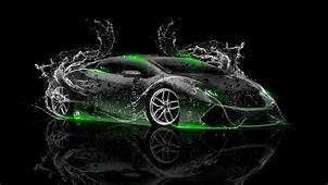 Lamborghini Huracan Super Water Car 2014  El Tony