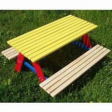 Kindersitzgruppe Garten Holz - kindersitzgarnitur 4 sitzer kinder sitzgruppe holz garten
