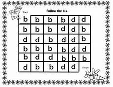 letter confusion worksheets 23036 winter b and d reversals intervention literacy centers and worksheets b and d letter reversals