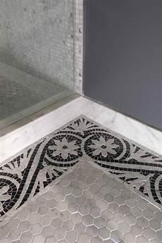 bathroom floor tile patterns ideas 30 ideas on using hex tiles for bathroom floors